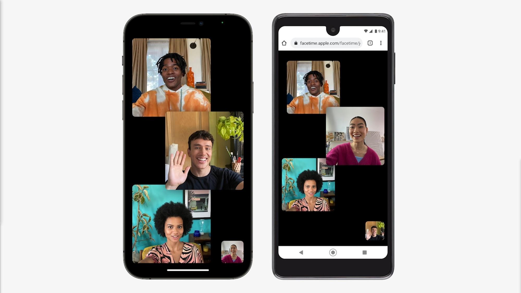 Pengguna Android dan Windows kini bisa ngibrol di FaceTime